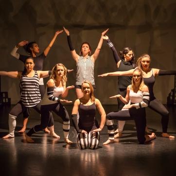Choreography: Elena Osalde commissioned by Flare Dance Company 2013
